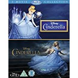 Cinderella Double Pack [Blu-ray] [Region Free]